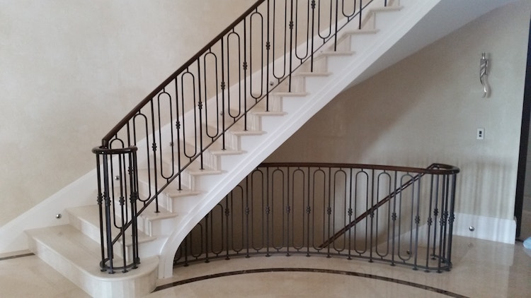 Handrails London Ascot