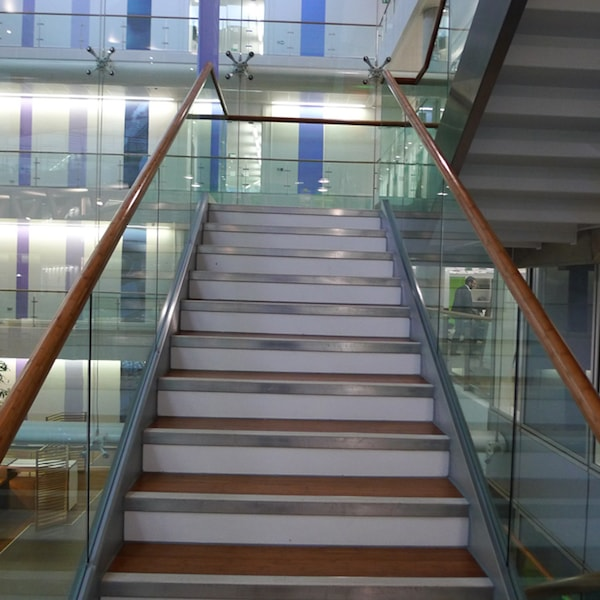 London Handrails - Commercial