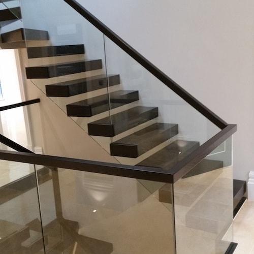 London Handrails - Full Staircases