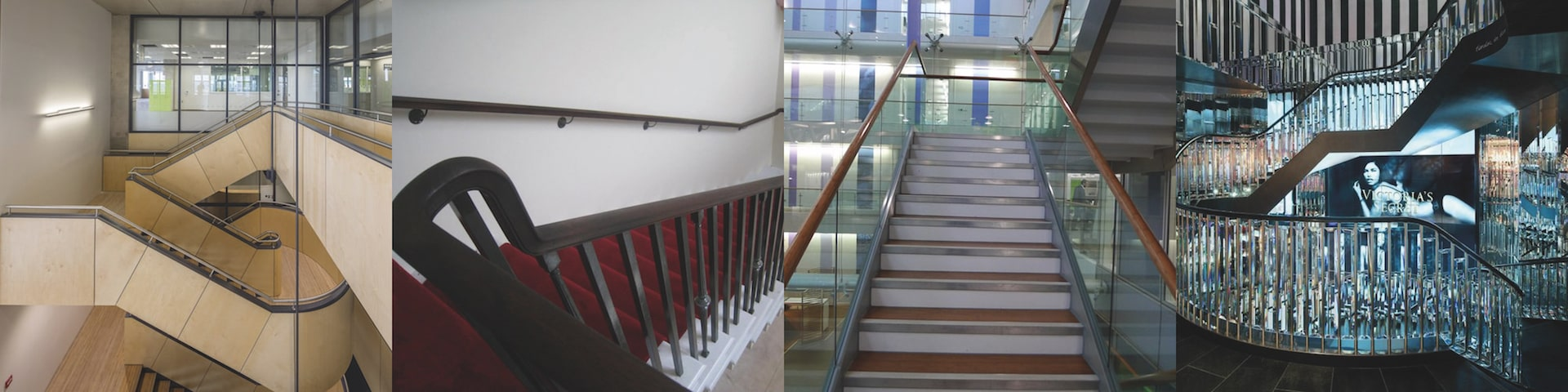 Images of commercial handrails London