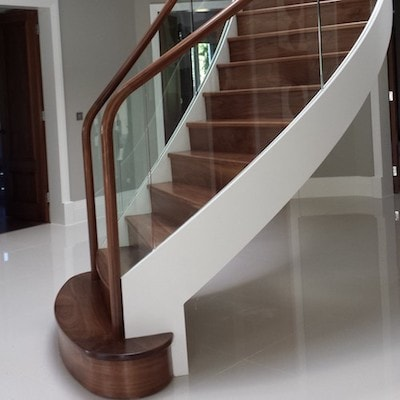London Handrails - Image of bespoke handrail