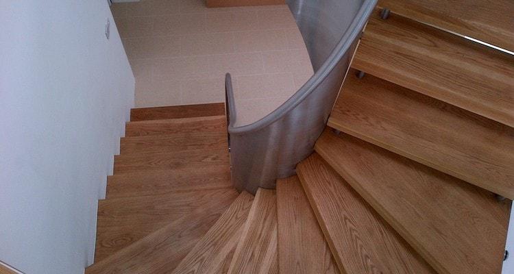 Staircases London - Keburn